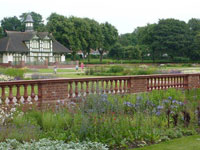 Burslem Park: Stoke on Trent
