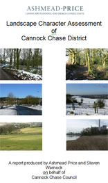 Cannock Chase District Landscape Assessment