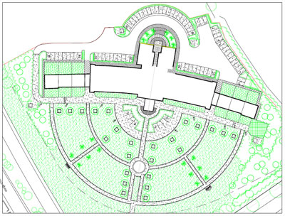 Landscape Design Projects At Ashmead Price Landscape Planning And Design Consultants