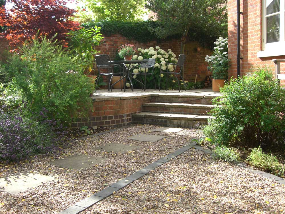 Garden design at ashmead price landscape planning and for Design of the garden
