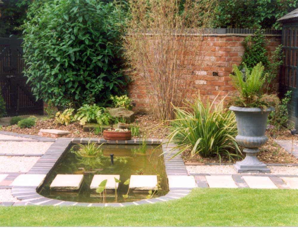 Garden design at ashmead price landscape planning and for Garden and design