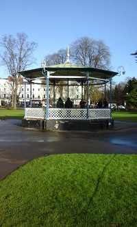 Royal Leamington Spa Pump Room Gardens